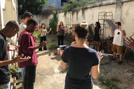 Meditação e engajamento social
